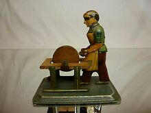Tin toy blech y us zone grinder