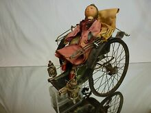 Tin toy blech japan china puppet in