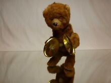 Tin toy west y hairy wind up bear