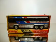 Tin toy coach bus greyhound