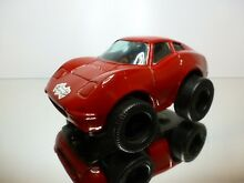 Tin toy ford gt red l15 0cm