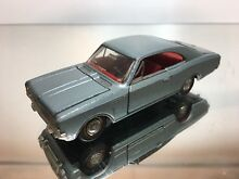 1405 opel rekord coupe 1900 blue 1