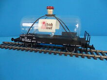 Marklin 5428 glass tanker car