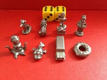 The simpsons monopoly spare pewter