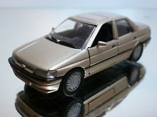 Modell ford orion grey metallic 1