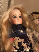 Perfect fashion doll pressed bisque
