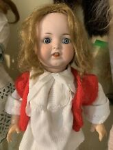 Bisque french unis france doll