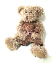 Mummy mama baby brown teddy bear