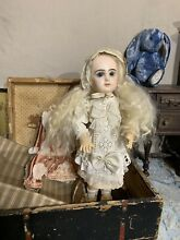 Doll french bisque doll 1885 pintel