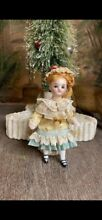 French doll composition head 40 cm