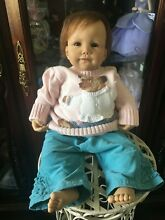 Rare le redressed artist doll