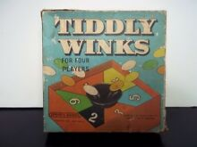 Tiddly winks game england spear s