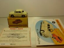 Dinky toys 24e renault dauphine