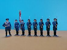 Metal toy soldiers special sale