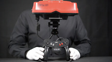 Console controller the masked man