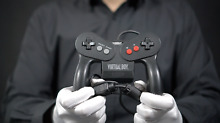 Genuine controller the masked man