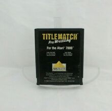 Title match pro wrestling game only