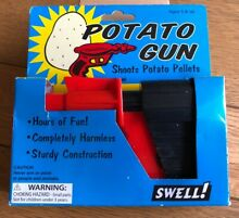 Potato toy in original box for