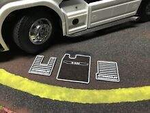 Floormats for scania r620
