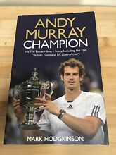Book andy champion by mark
