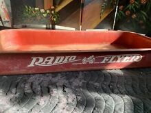 Radio flyer red wagon johnson