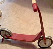 Radio flyer red scooter doll