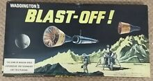 Blast off complete boxed modern