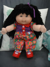 1995 cabbage patch kid doll asian