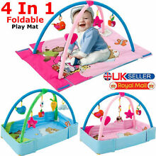 Fitness 4 in 1 music baby play mat