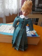 Victorian housekeeper doll for a