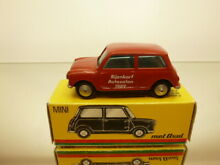 Morris mini cooper red 1 43 good
