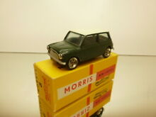 8 morris mini cooper green white 1