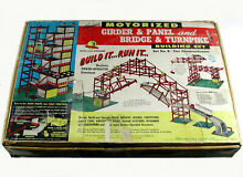 1960 board game kenner s motorized