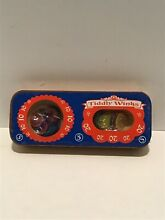 Tiddly winks game sealed