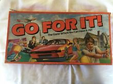Go for it parker complete 1985
