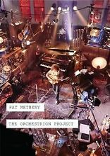 Pat metheny group the project dvd