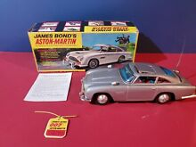 Battery operated james bond aston