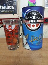 New don cherry cup in tin rare
