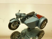 Lesney 04 triumph t110 motor cycle