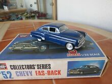 Hobby kits 52 chevy fastback scale