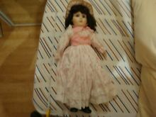 Ceramic large doll possibly