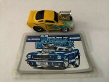 1 64 1966 ford mustang diecast