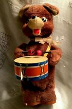 Teddy rhythmical drummer battery