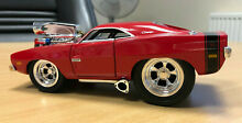 Dodge charger r t 1 24 muscle