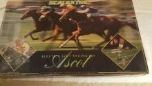 Ascot horse sulky racing set in