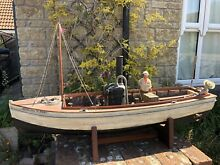 Model steam boat the african queen