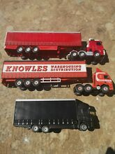 3x lorries wagons incl knowles