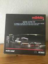 Marklin z scale 81565 steam