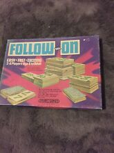 Follow on game spears toy