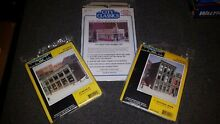 Ho scale and city classics building